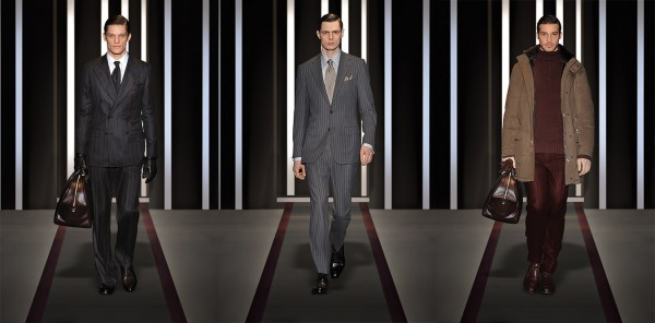 Nuvo Magazine: Zegna Feature