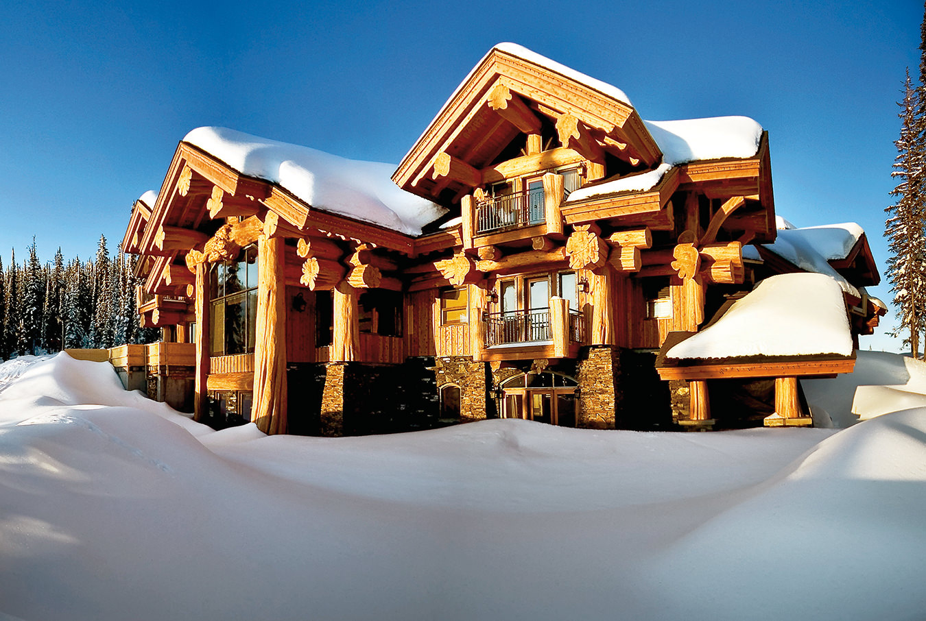 NUVO Magazine: White Spirit Lodge