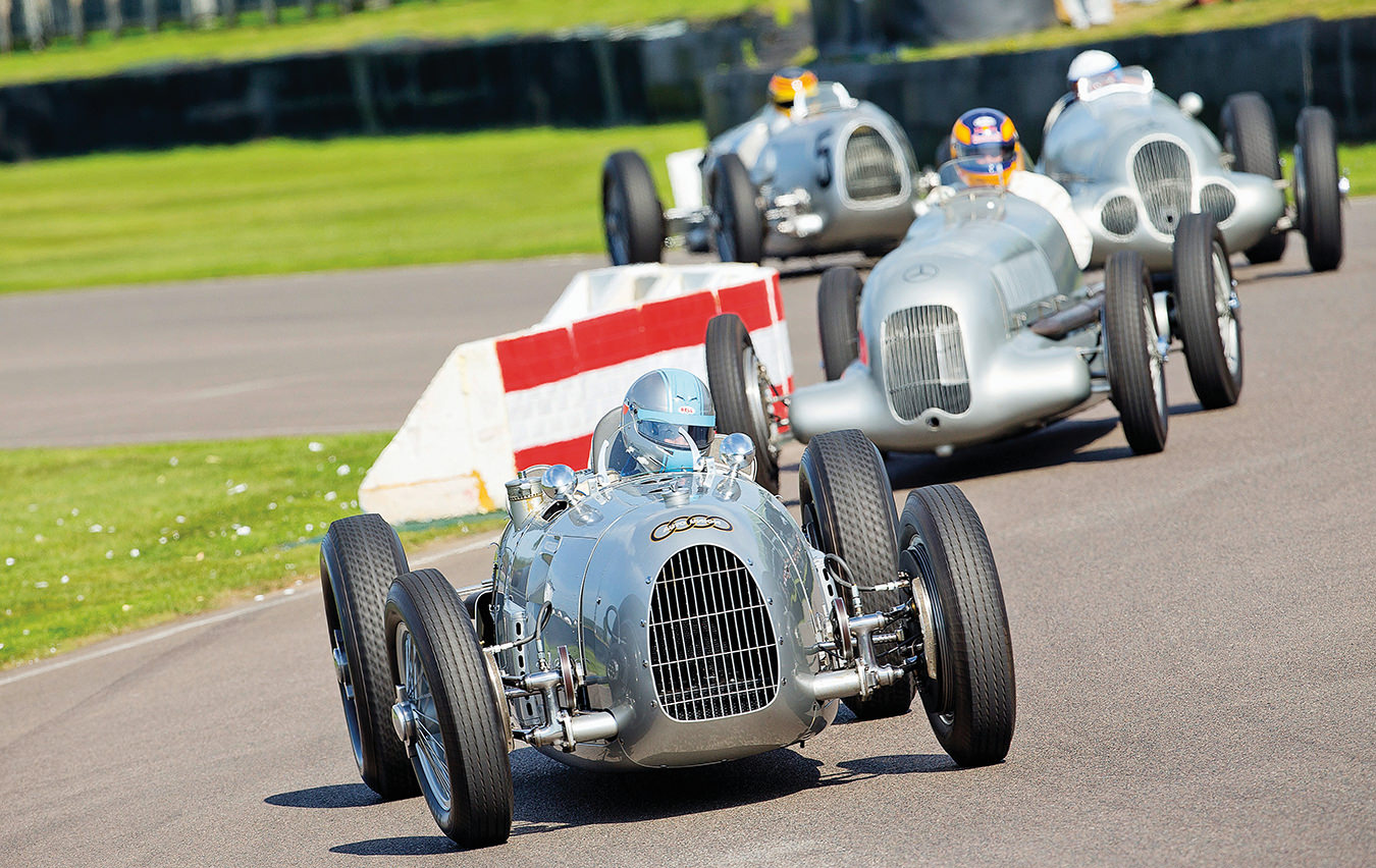 NUVO Magazine: Goodwood Festival of Speed