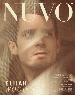 NUVO Magazine: Summer 2012 Cover featuring Elijah Wood