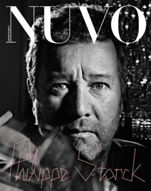 NUVO Magazine Summer 2009 Cover featuring Philippe Starck