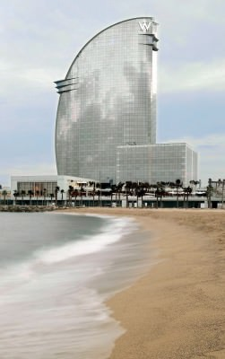 NUVO Magazine: The W Hotel Barcelona