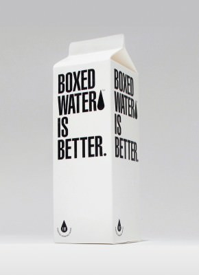 NUVO Magazine: Boxed Water is Better