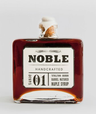 NUVO Magazine: Noble Handcrafted Syrup