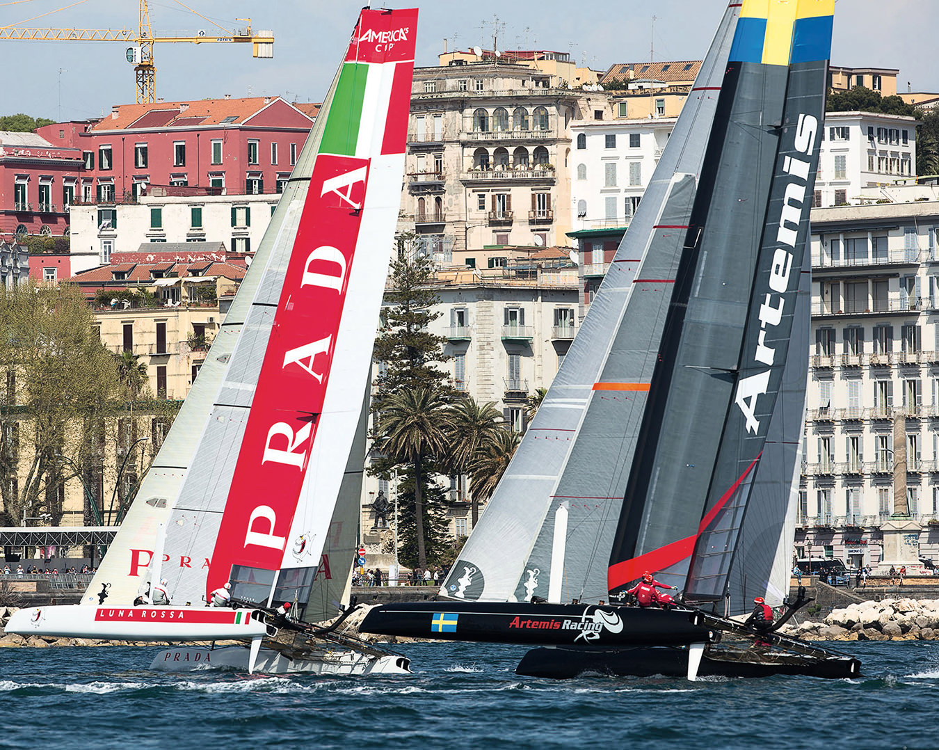 NUVO Magazine: America's Cup