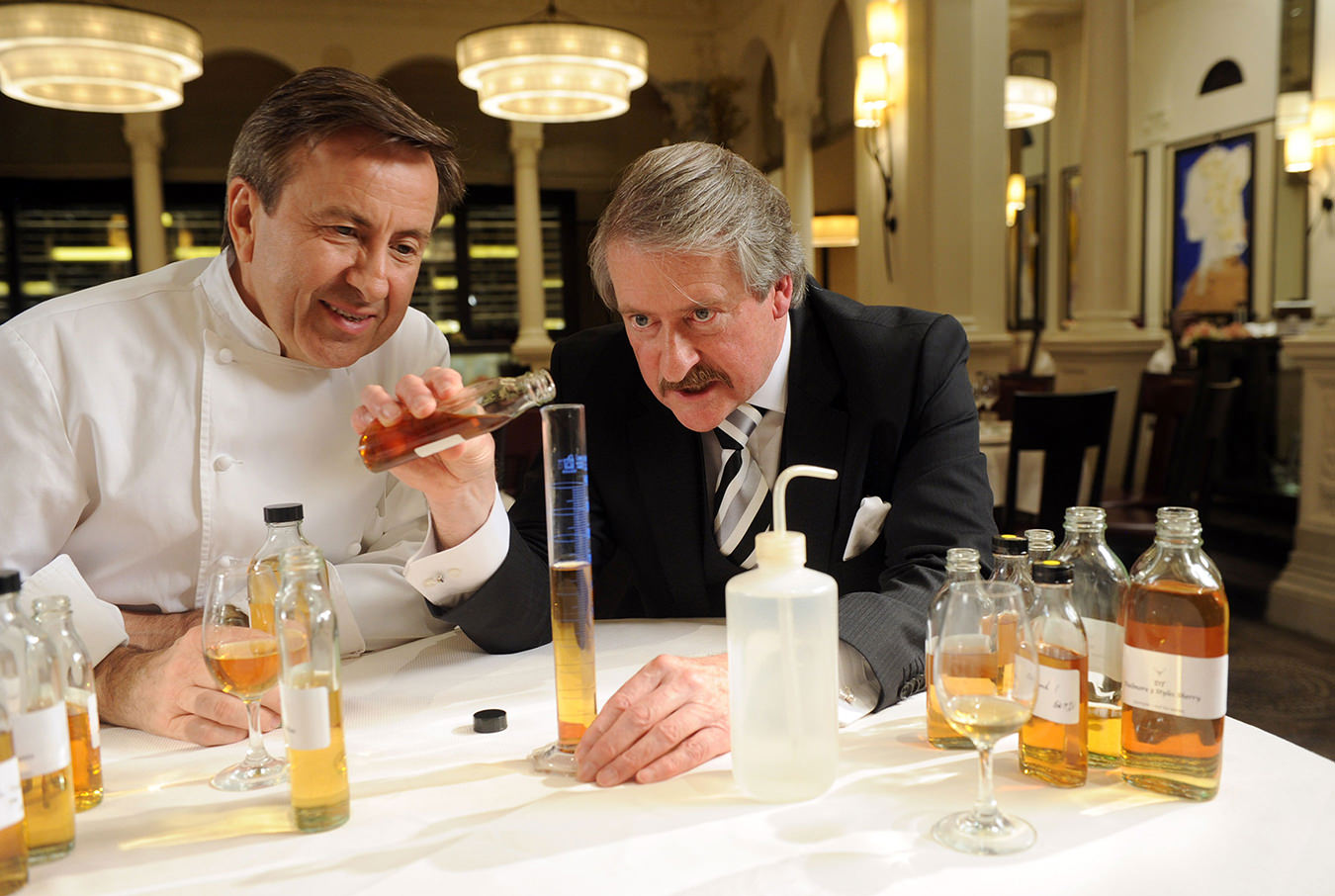 NUVO Magazine: Dalmore Constellation Collection, Richard Paterson and Daniel Boulud