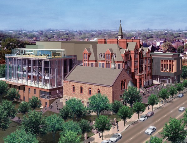Nuvo Magazine: The New Royal Conservatory Of Music