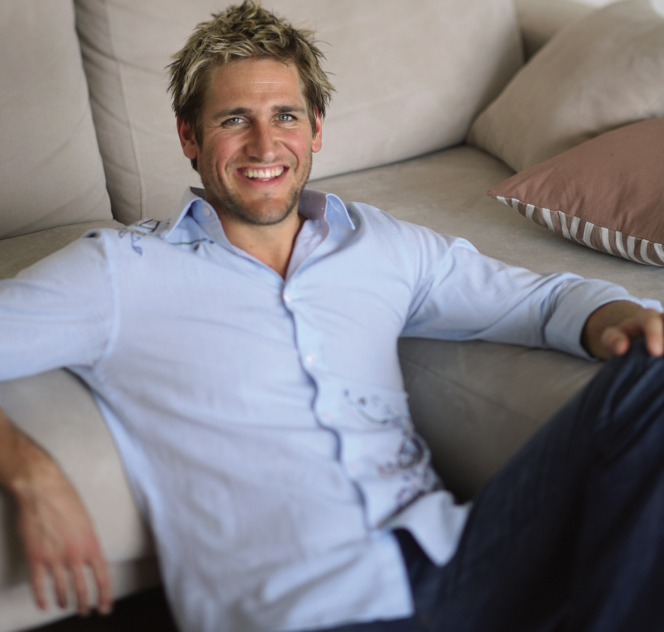 NUVO Magazine: Cooking With Curtis Stone