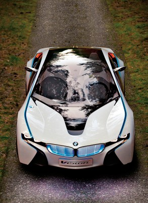 NUVO Magazine: The BMW Vision EfficientDynamics