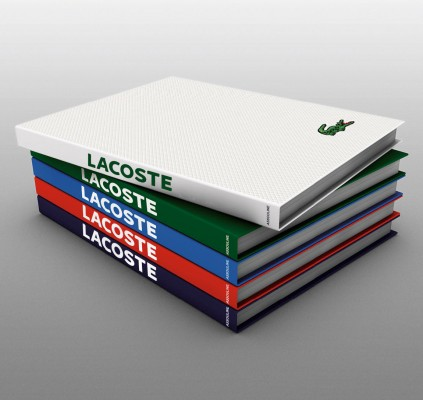 NUVO Magazine: Lacoste's Style Story