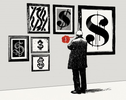 NUVO Magazine: Investment Opportunities In The World Of Fine Art