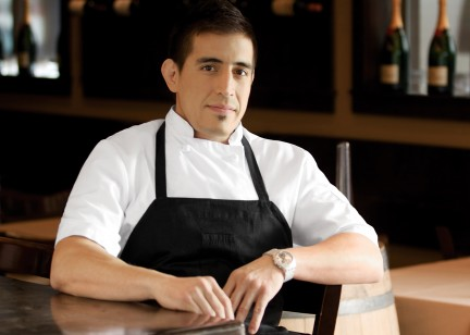 NUVO Magazine: Jefferson Alvarez At Divino