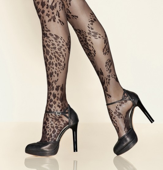 NUVO Magazine: Luxe Legwear By Gerbe