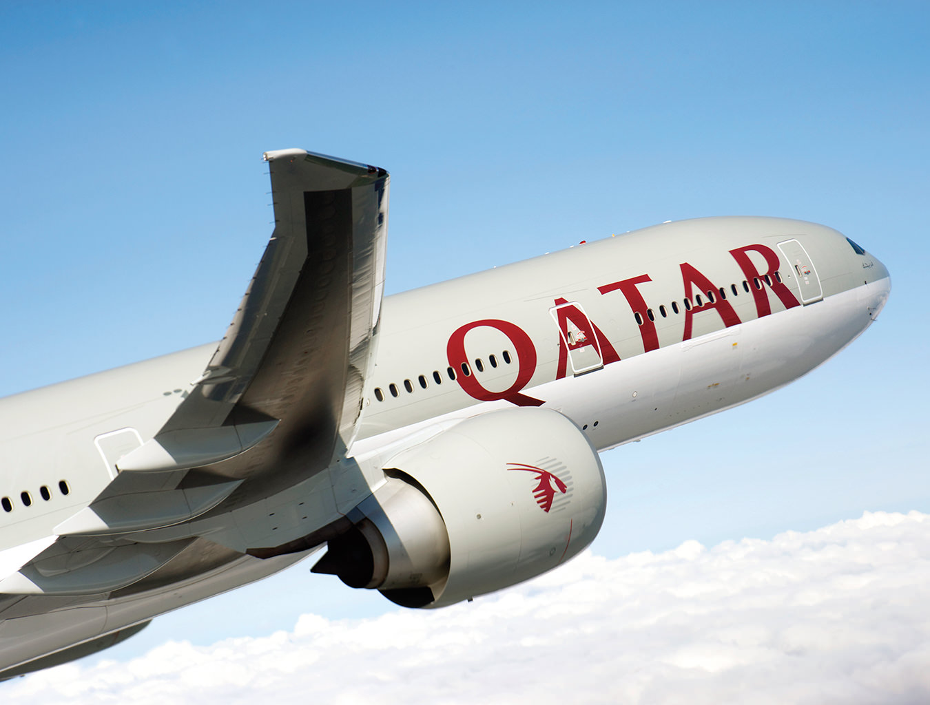 NUVO Magazine: Qatar Airways