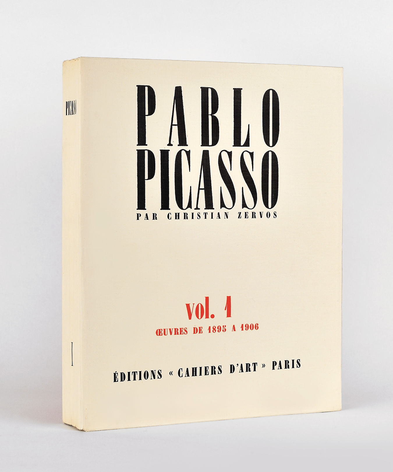 NUVO Magazine: Go-To Picasso Catalogue