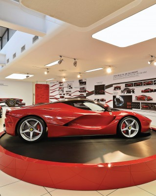NUVO Magazine: The Museo Ferrari