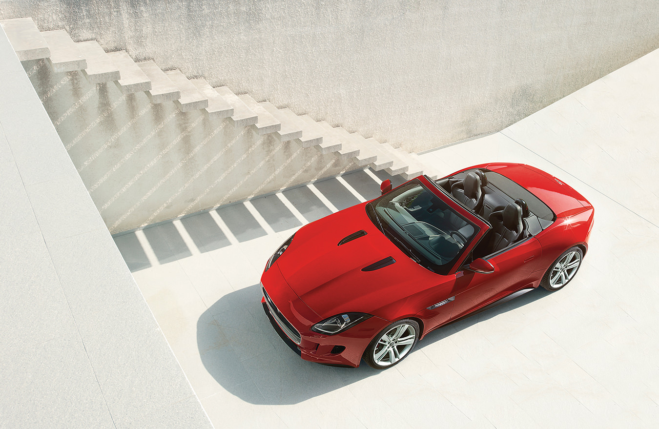 NUVO Magazine: The Jaguar F-Type