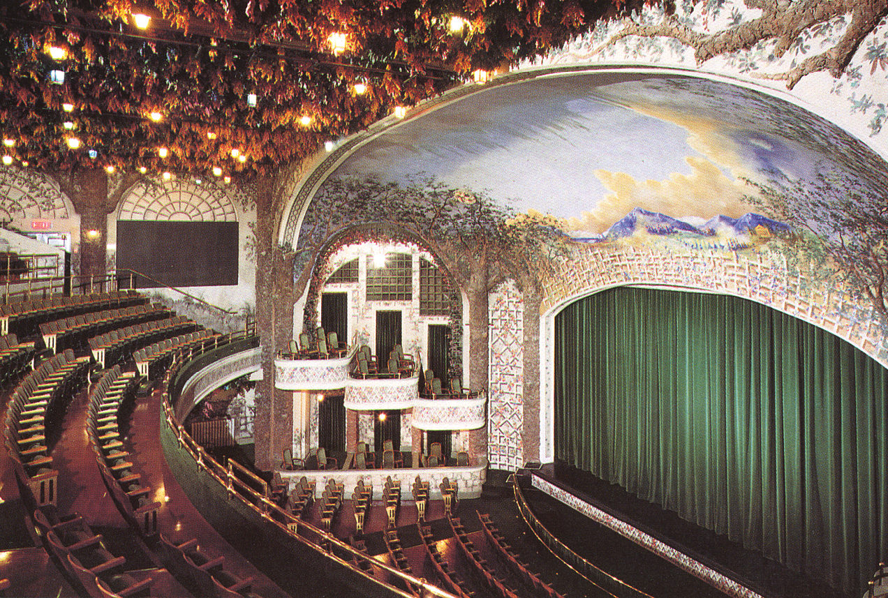 NUVO Magazine: The Elgin & Winter Garden Theatre