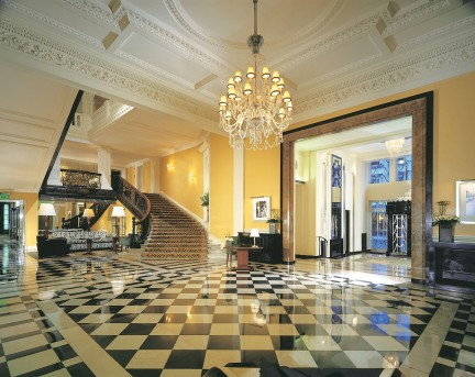 NUVO Blog: Claridge's Hotel