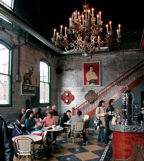 NUVO Magazine: The Distillery District