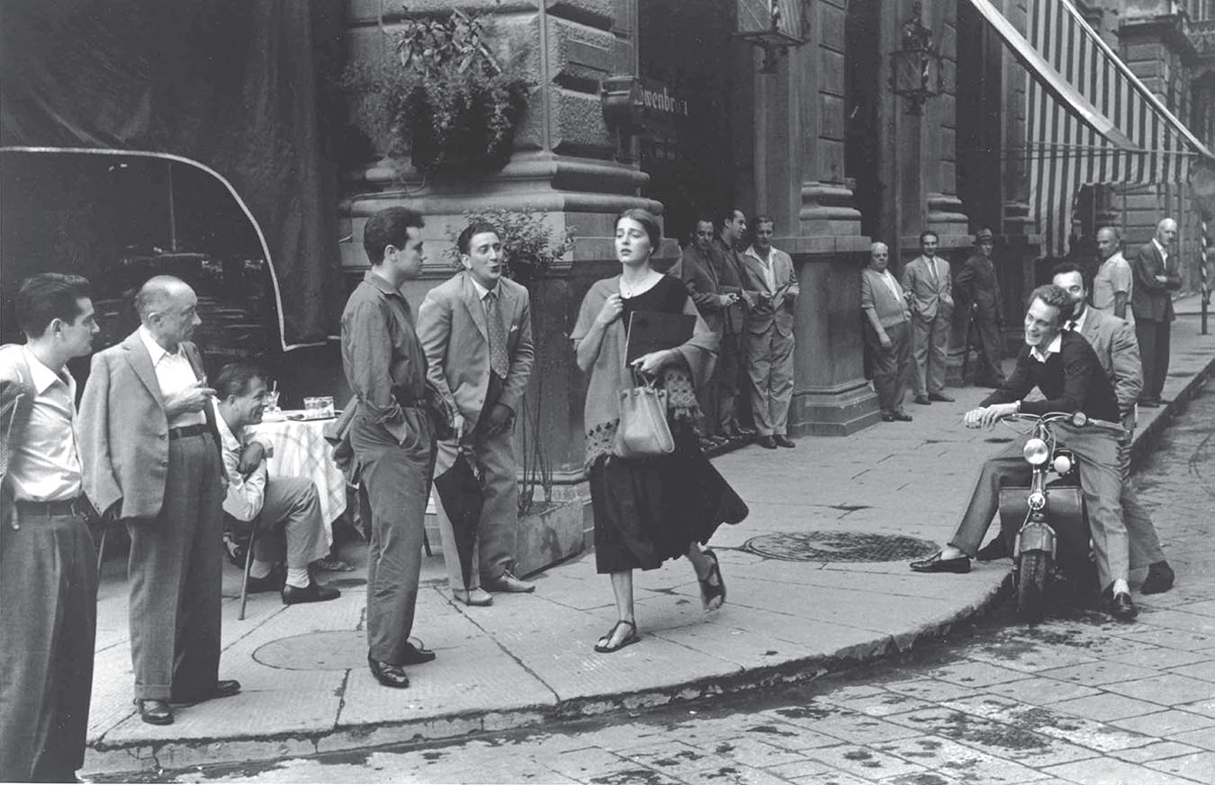NUVO Magazine: The Photography of Ruth Orkin