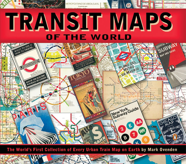 NUVO Magazine: Transit Maps of the World
