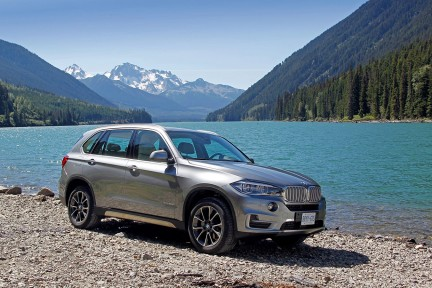 NUVO Blog: The 2014 BMW X5