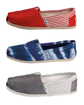 NUVO Magazine: Toms Shoes