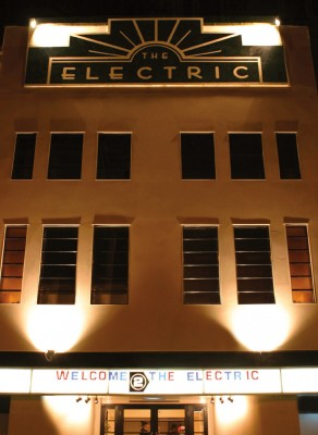 NUVO Magazine: The Electric Cinema