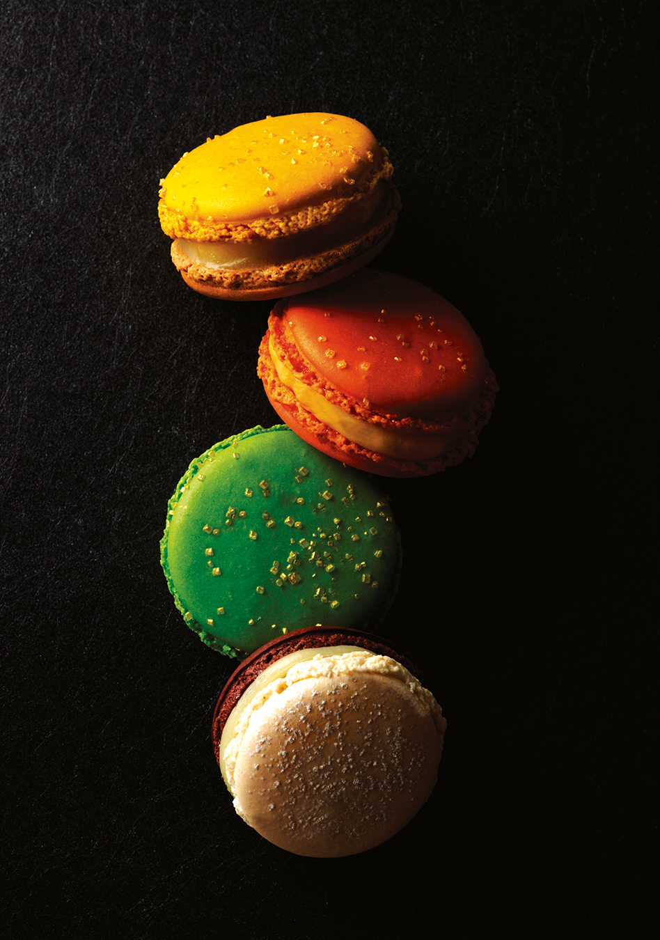 NUVO Magazine: The Macarons of Pierre Hermé