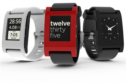 NUVO Blog: Kickstarter, Pebble Watch