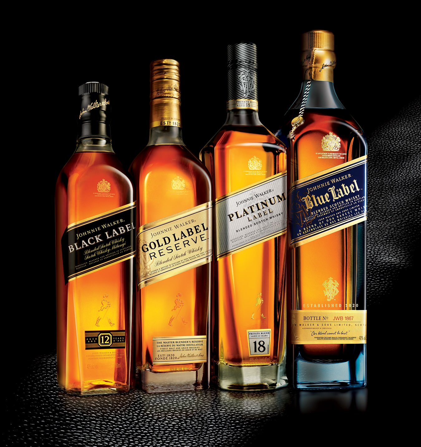 NUVO Magazine: Johnnie Walker Augments Its Portfolio
