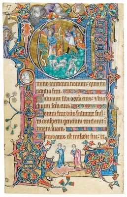 NUVO Magazine: THe Macclesfield Psalter