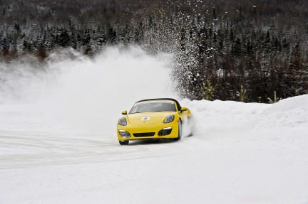 NUVO Daily Edit: Porsche Camp4 Canada