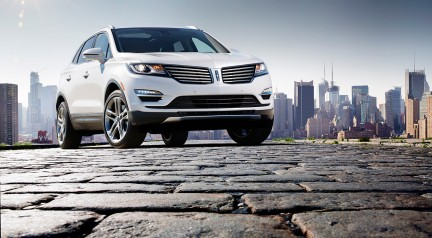 NUVO Daily Edit: The all-new 2015 Lincoln MKC