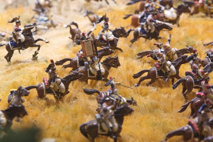 NUVO Daily Edit: Castell d'Emporda Battle of Waterloo