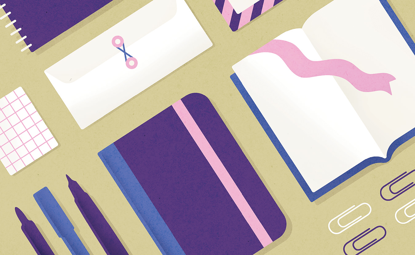 NUVO Magazine: An Ode to Stationery