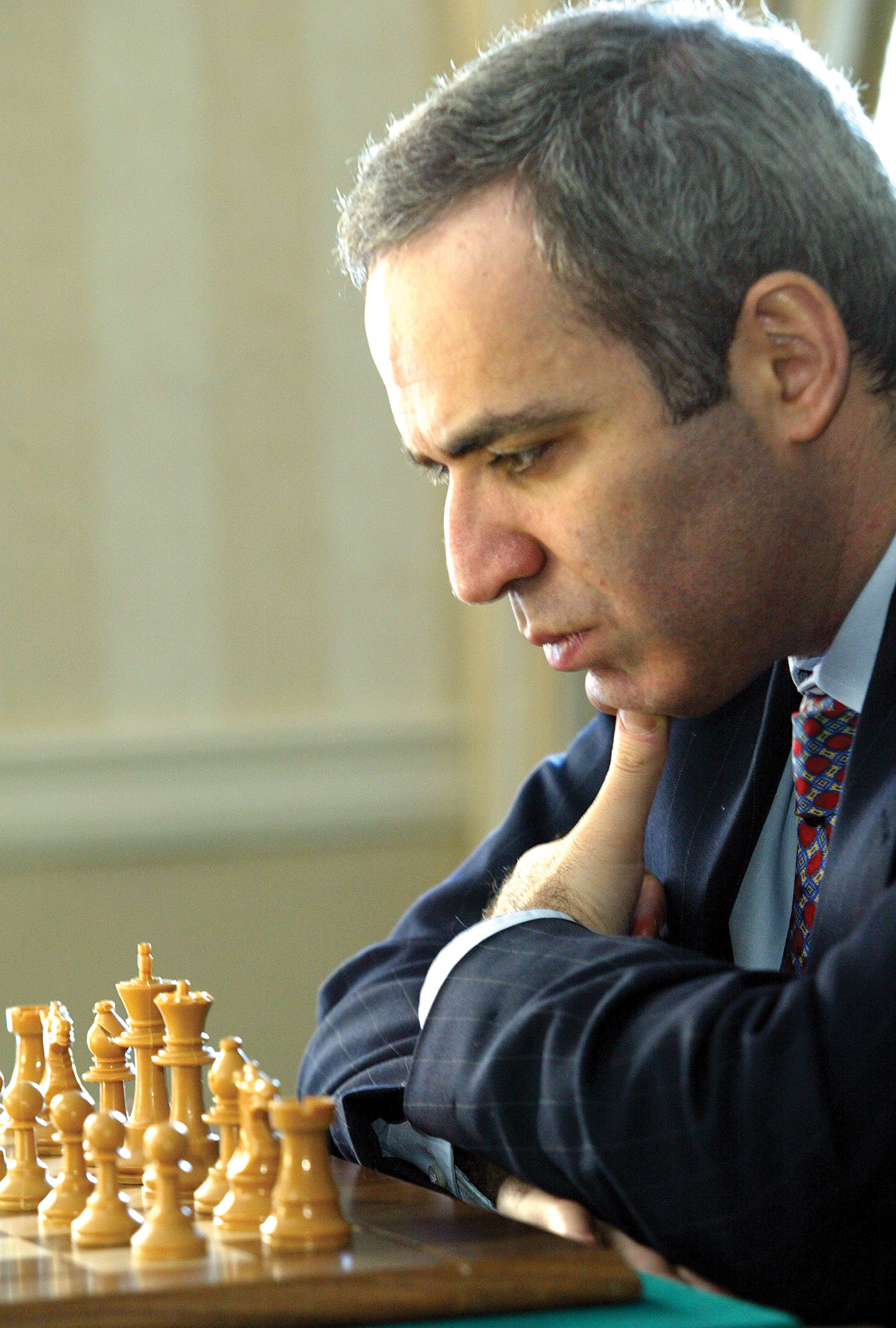 NUVO Magazine: Chess Champion Gary Kasparov