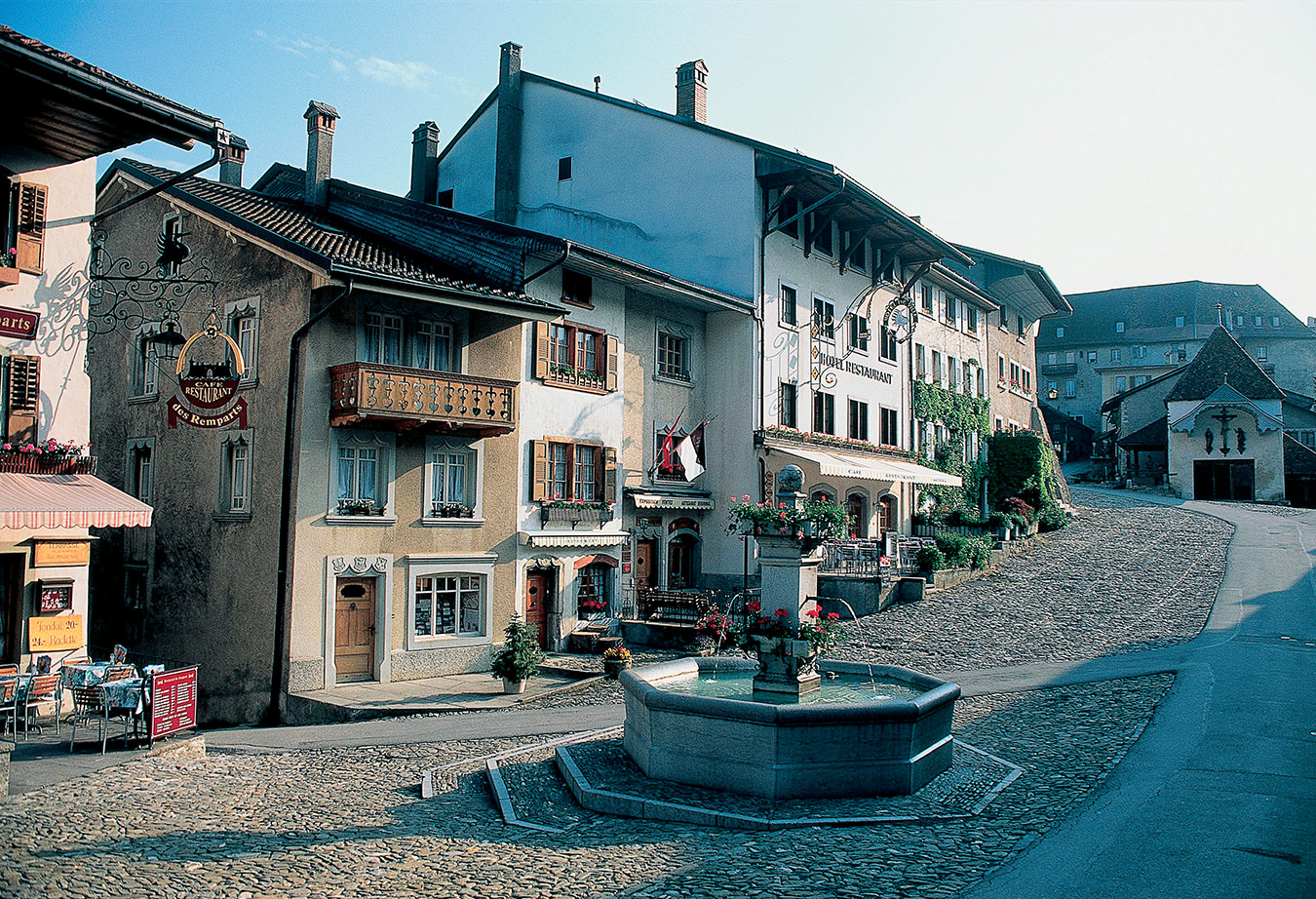 NUVO Magazine: Slowing Down in Switzerland