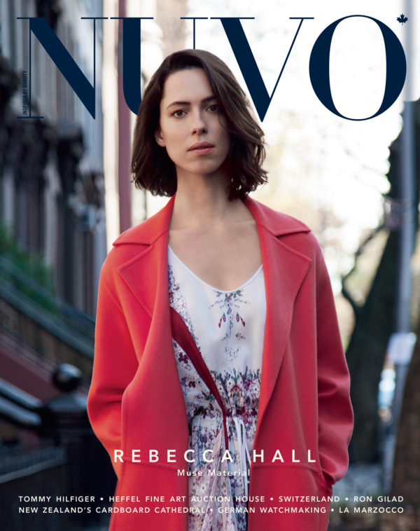 NUVO Magazine Spring 2014 Featuring Rebecca Hall