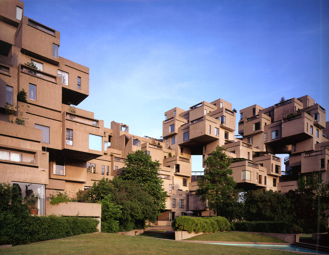NUVO Blog: The Projects of Moshe Safdie