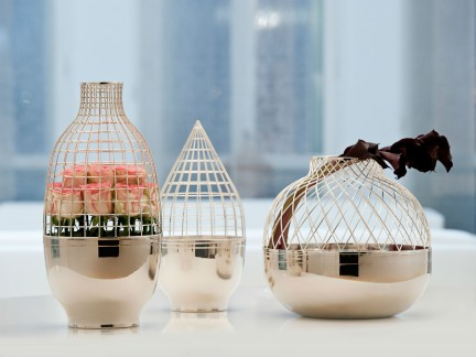 NUVO Daily Edit: Grid Vases