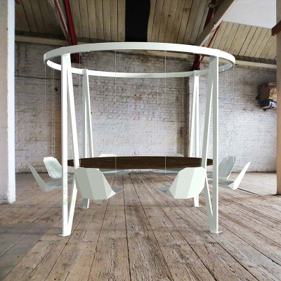NUVO Daily Edit: Swing Set