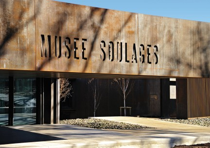NUVO magazine: Musée Soulages