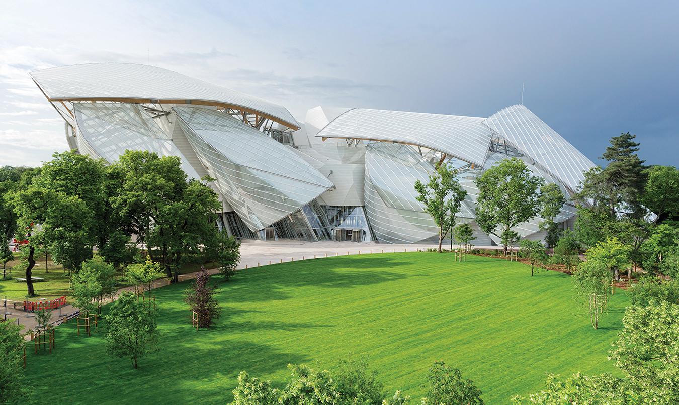 NUVO magazine: Fondation Louis Vuitton