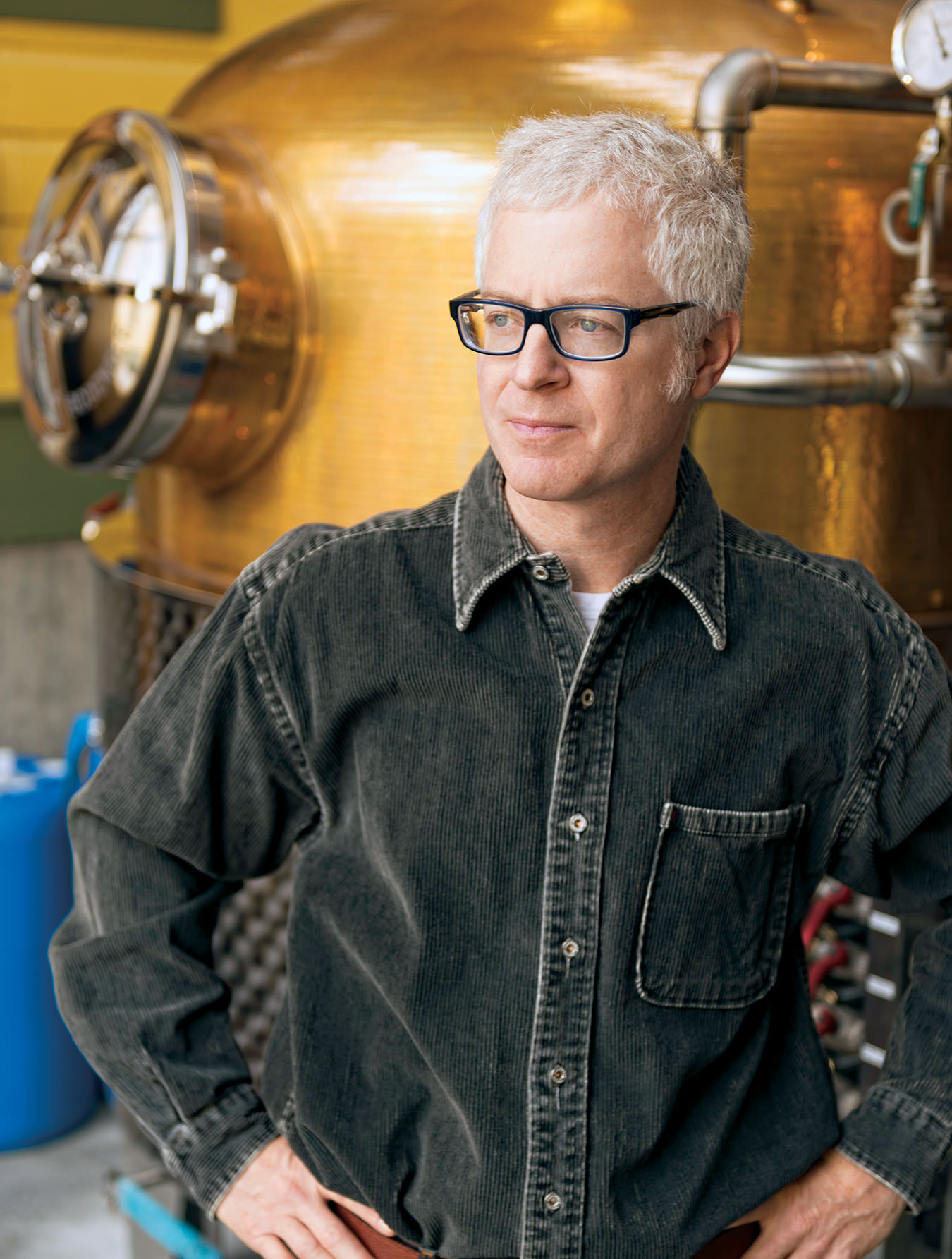 NUVO Magazine: Inquiring Minds, High West Distillery