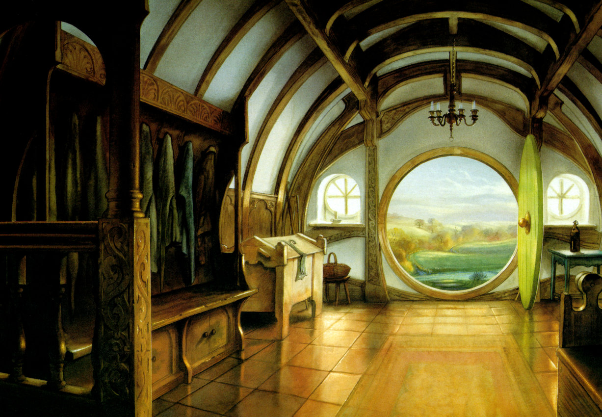 NUVO Magazine: Artist and Illustrator John Howe, the Hobbit Lord of the Rings