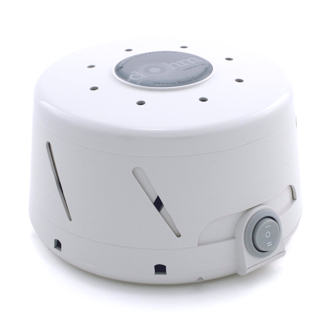 NUVO Daily Edit: White Noise Machine, Marpac Dohm Sound Conditioner