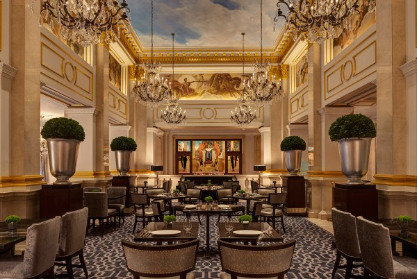 NUVO Daily Edit: The St. Regis New York