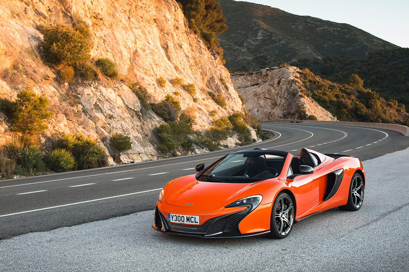 NUVO Winter 2014: McLaren 650S Spider